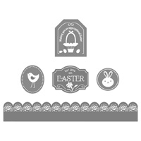 Eggcoutrements stamp set